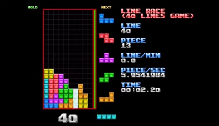 tetris-speed