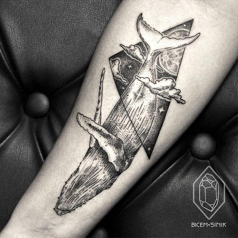 Geometrische Tattoos von Bicem Sinik Bicem-Sinik_08