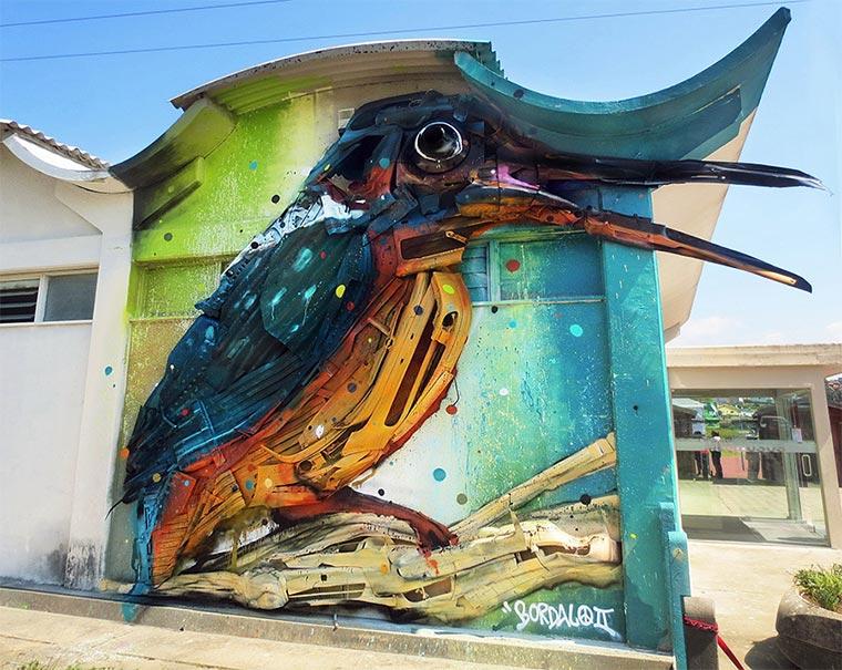 3D-Murals aus bemaltem Müll Bordalo-II_04