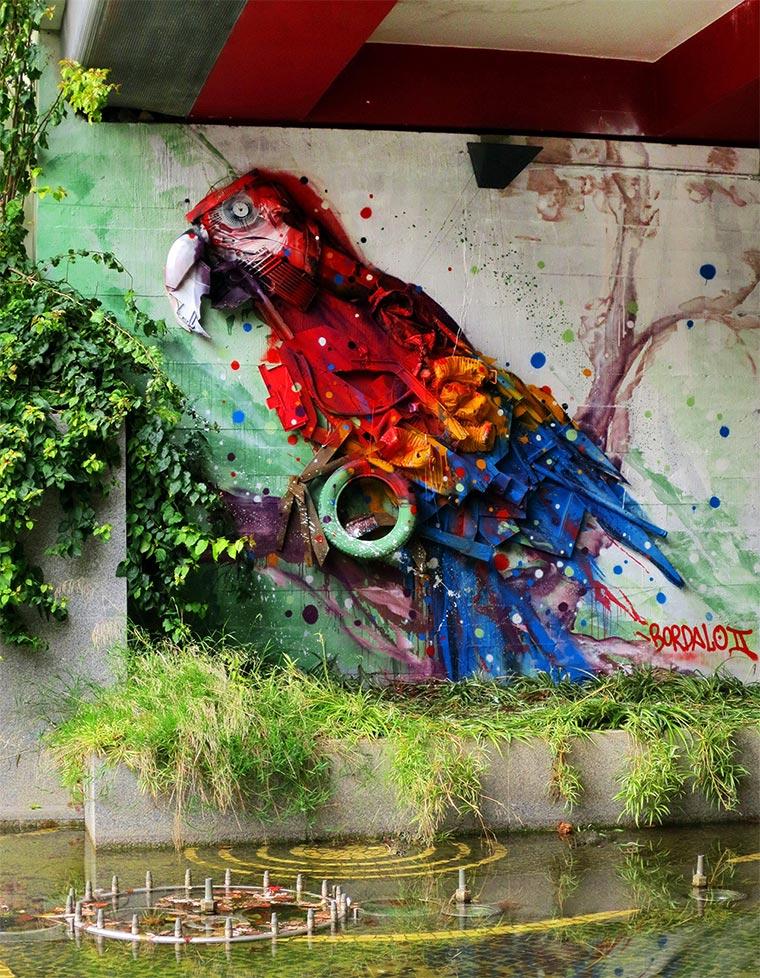 3D-Murals aus bemaltem Müll Bordalo-II_09