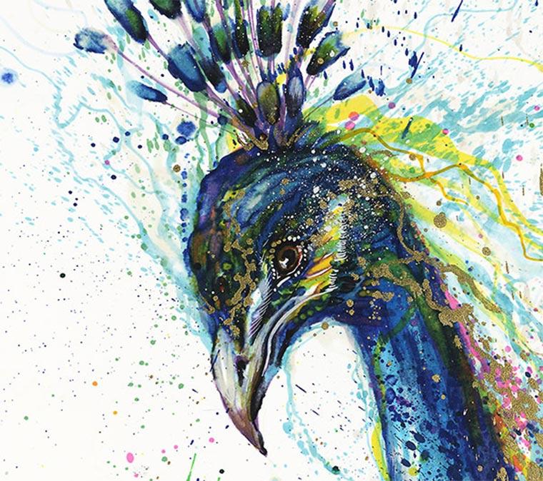 Neue Malerei: Hua Tunan