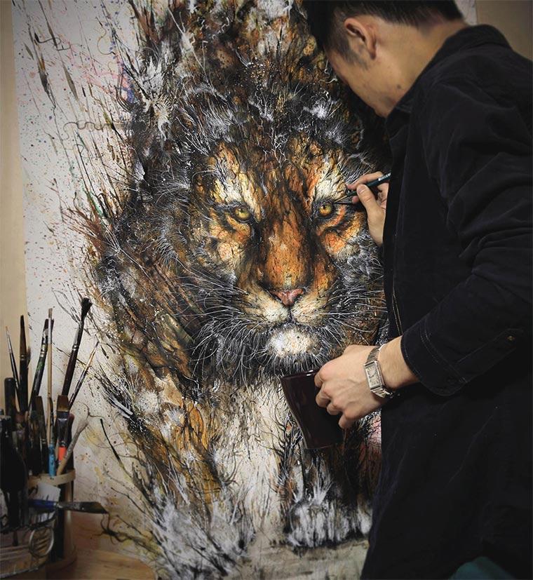 Neue Malerei: Hua Tunan Hua-Tunan_04