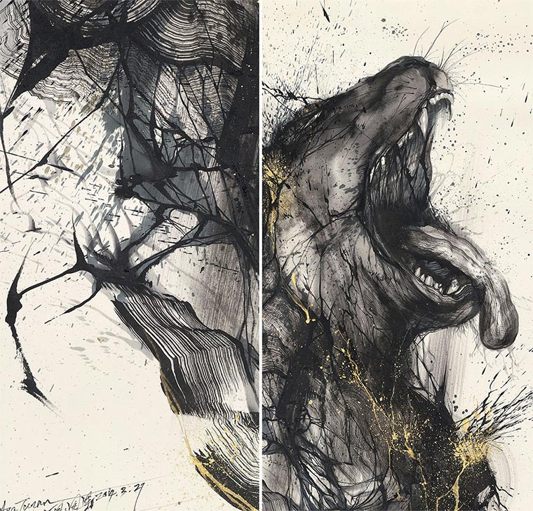 Neue Malerei: Hua Tunan Hua-Tunan_07