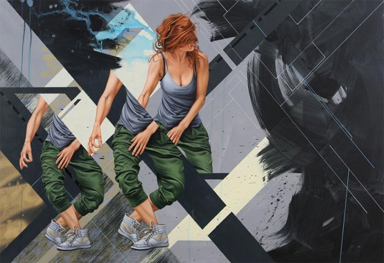 Malerei: James Bullough