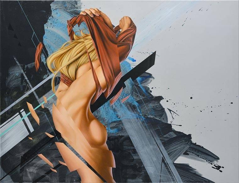 Malerei: James Bullough James-Bullough_06