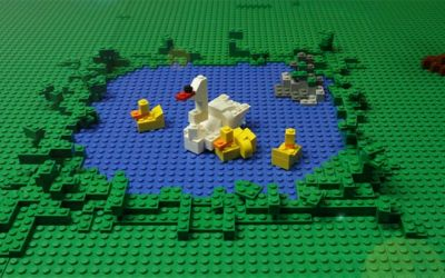 LEGO-stopmotion