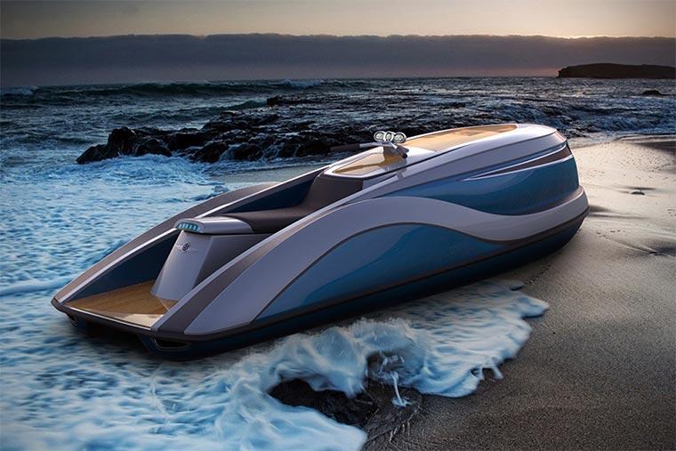 Luxus-Design: Jet Ski, Golfboard & Eulen-Lampe Luxus-jet-ski_01