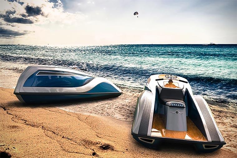 Luxus-Design: Jet Ski, Golfboard & Eulen-Lampe Luxus-jet-ski_02