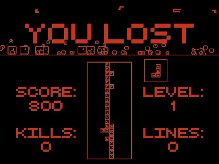 Tetris-gesteuertes Abwehrraketen-System TETRATOR_02