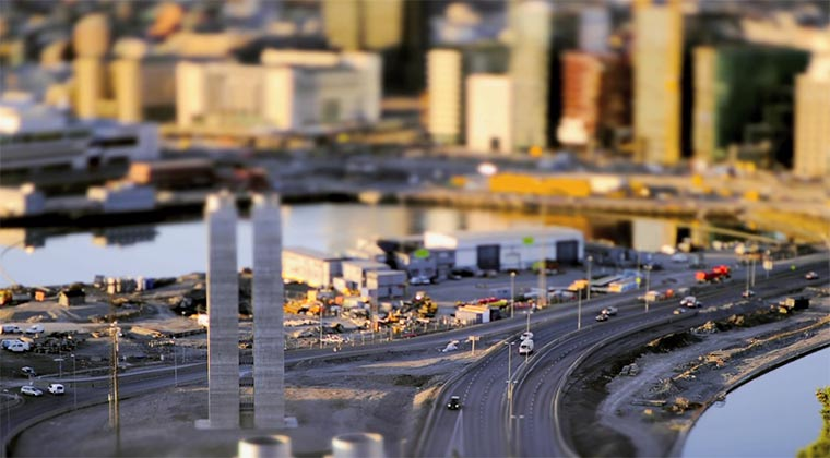 Tilt-Shift: Tiny Capital