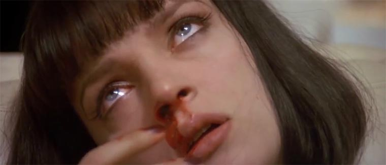 Supercut: Tarantino's Blood