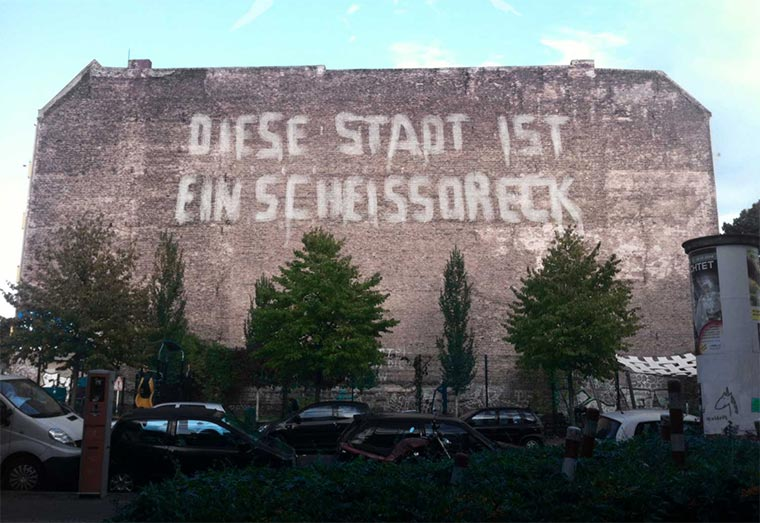 Daniel Decker – Diese Stadt ist ein Scheißdreck