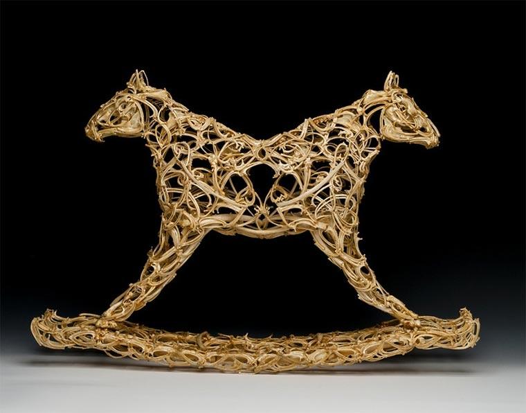Skulpturen aus Tierknochen knochenskulpturen_06