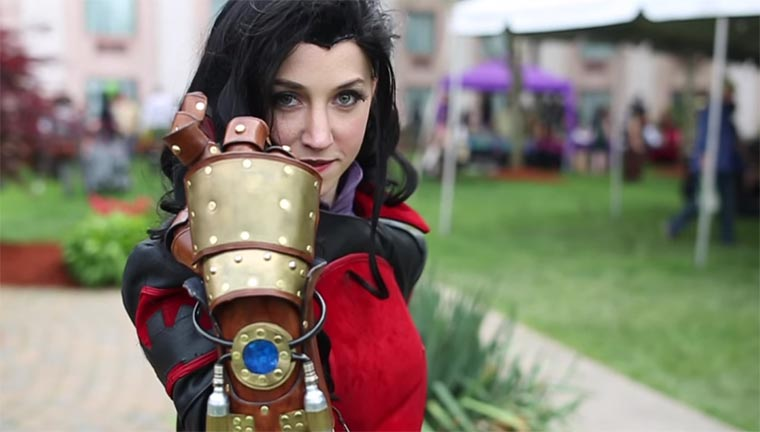 Cosplay: Steampunk World's Fair 2015
