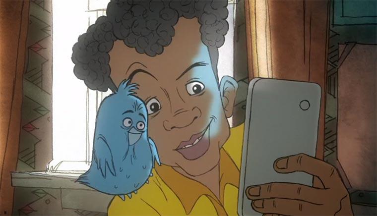 Stromae hält Twitter als Haustier stromae-carmen