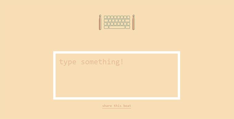 Prokrastination: Typedrummer