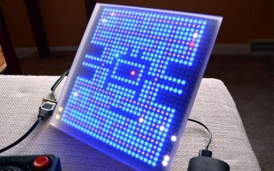 1-Pixel-Pac-Man