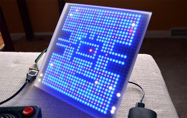 1-Pixel Pac-Man 1-Pixel-Pac-Man
