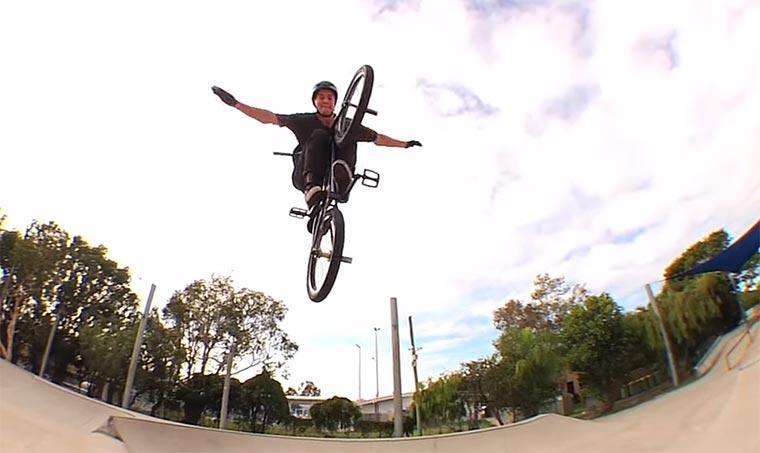BMX: Alex Hiam Alex-Hiam