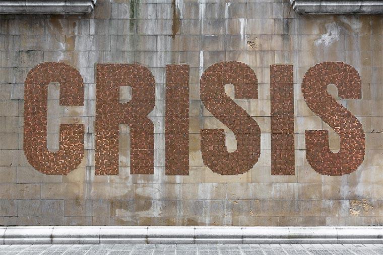CRISIS: Kleingeld-Installation zum Mitnehmen CRISIS_01