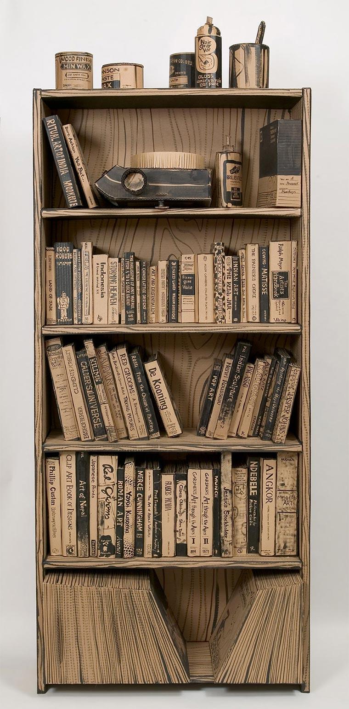 Künstler-Atelier aus Pappe Cardboard-Studio_05