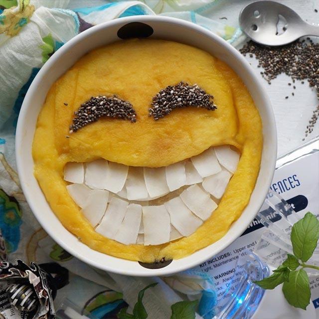 Emojis in der Müslischüssel Food-Emojis_02