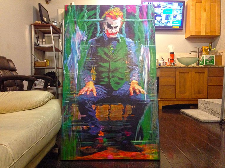 Klassische Malerei trifft Gotham Gotham-Paintings_05