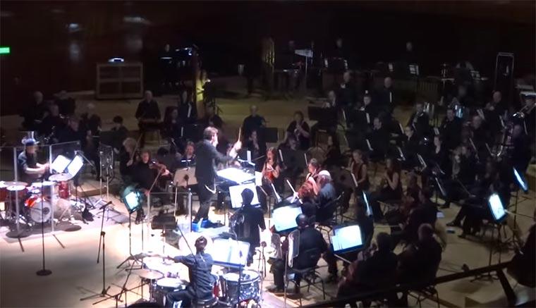 Hip-Hop-Orchestra