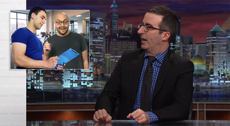 Last Week Tonight: Bail