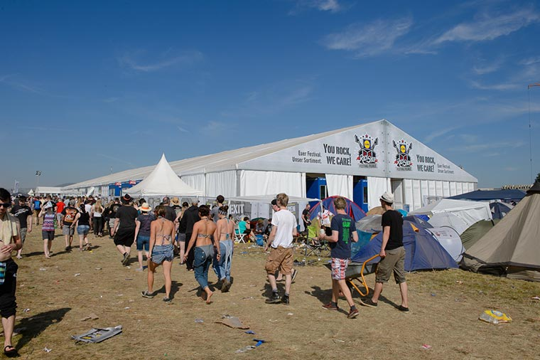 Der Lidl RockShop bei Rock am Ring Lidl_RockShop_02