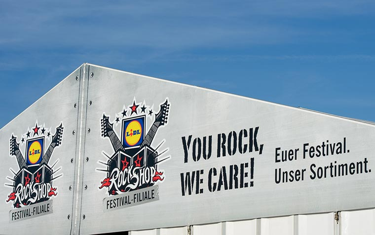 Der Lidl RockShop bei Rock am Ring Lidl_RockShop_07
