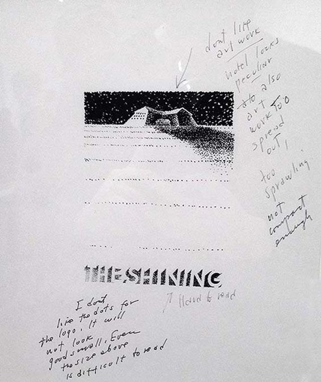 Saul Bass' abgelehnte Shining-Poster Saul-Bass_Shining-poster_04