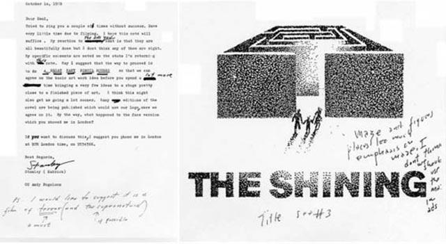 Saul Bass' abgelehnte Shining-Poster Saul-Bass_Shining-poster_05