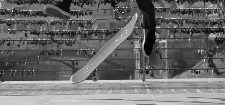 Skateboarding - Signature Signature