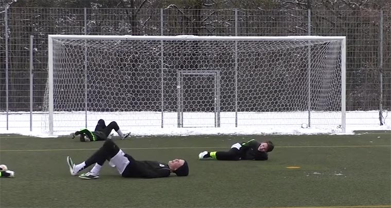 100 Fußball-Fails Soccer-Fails