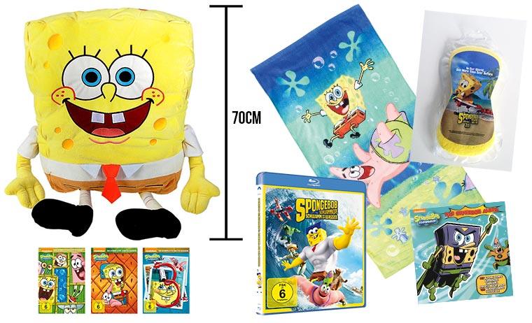 Gewinnt schwammstarke Spongebob-Pakete! Spongebob-Gewinnspiel_02