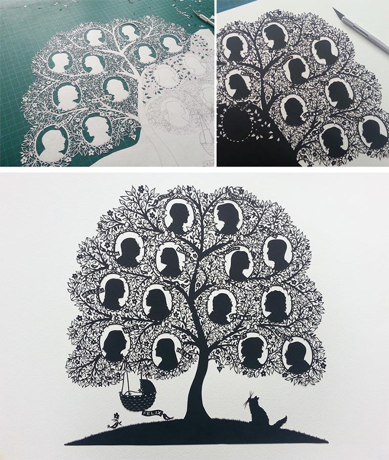 Schnittkunst aus einem Blatt Papier Suzy-Taylor_05