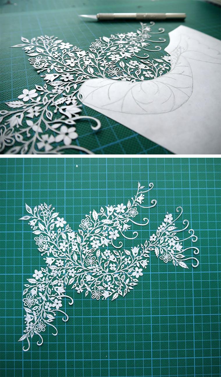 Schnittkunst aus einem Blatt Papier Suzy-Taylor_07