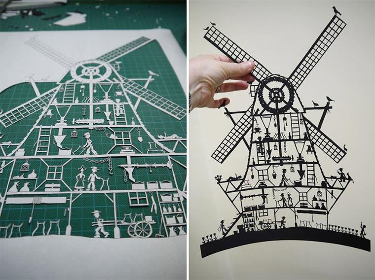Schnittkunst aus einem Blatt Papier Suzy-Taylor_09