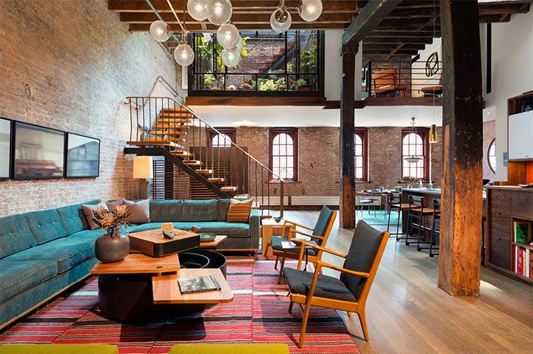 Architektur: Tribeca Loft