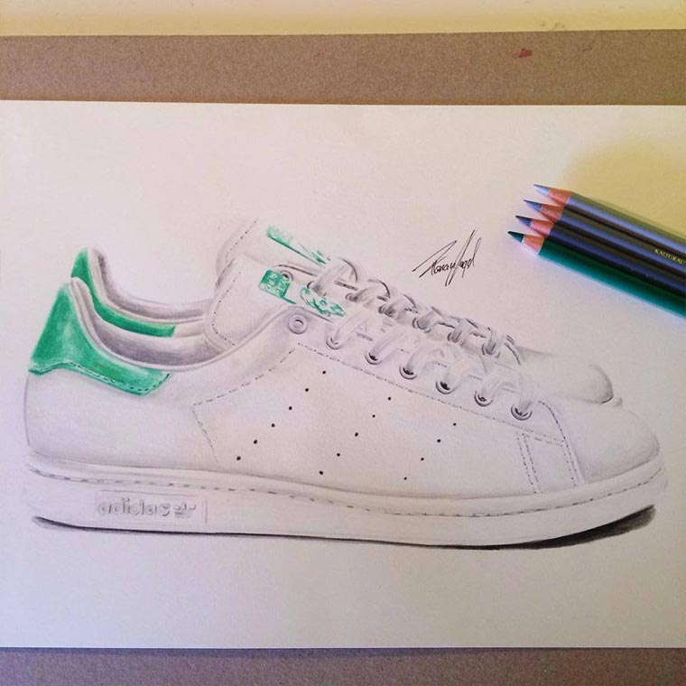 Gezeichnete Sneaker drawn-sneakers_07