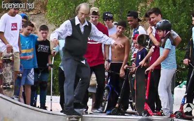 grandfather-skateboarding