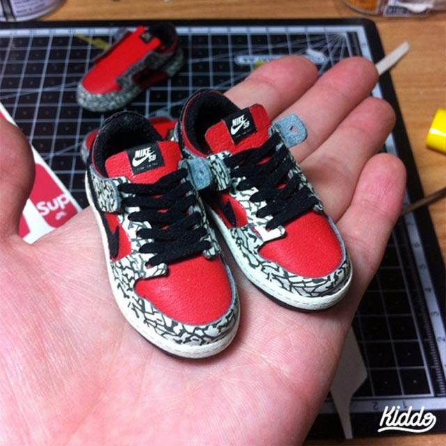 Miniatur-Sneaker kiddo_sneaker_09
