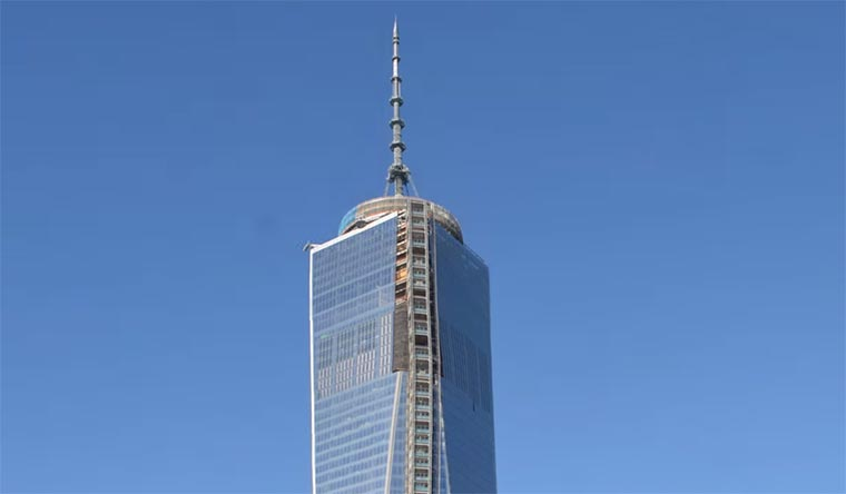 Timelapse: One World Trade Center one-world-trade-center