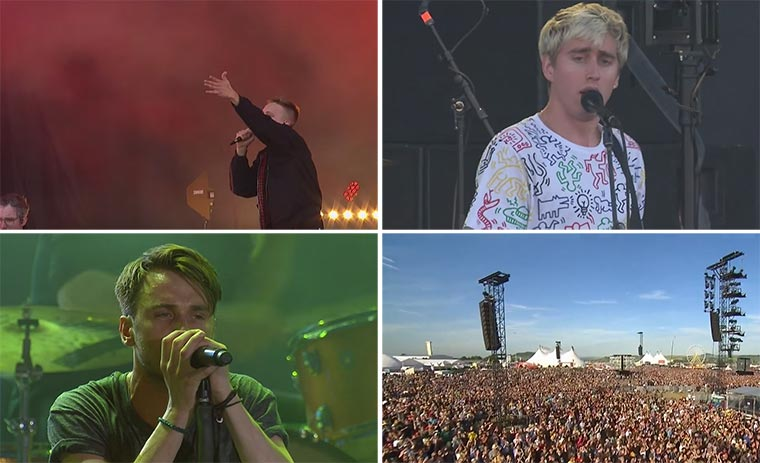 Rock am Ring 2015: Konzerte von Bilderbuch, Kraftklub, Beatsteaks & Co. im Stream