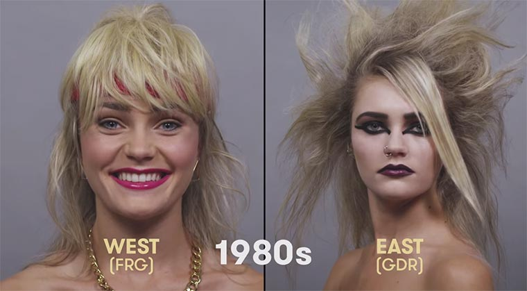100 Years of Beauty: Deutschland