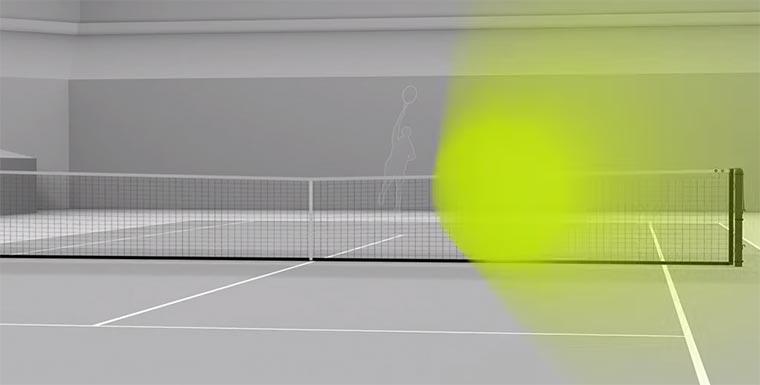Visualisierung eines 240 km/h-Aufschlags 150_mph_tennis