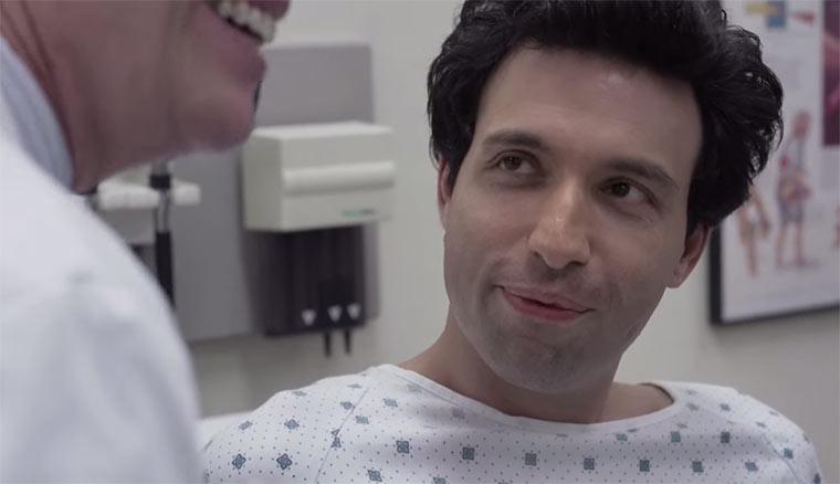 """Schauspieler-Job """"Krankheiten simulieren"""" Actor-Seeks-Role"""