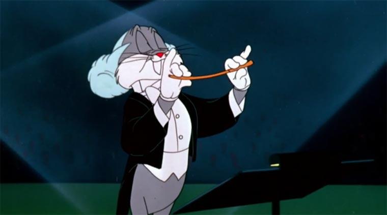 Die Evolution des Bugs Bunny-Zeichners Chuck-Jones