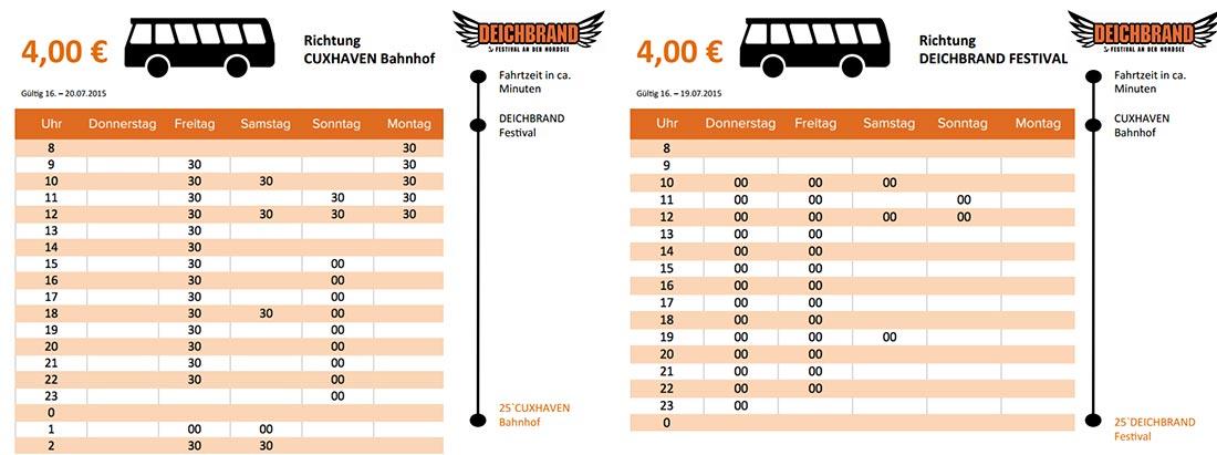 Mein Bericht vom Deichbrand Festival Deichbrand-shuttle